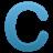 C_blue_x